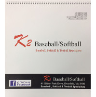 K2 Scorebook Large