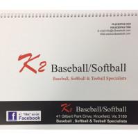 K2 Scorebook