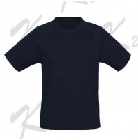 Drifit Short Sleeve Undershirt Black