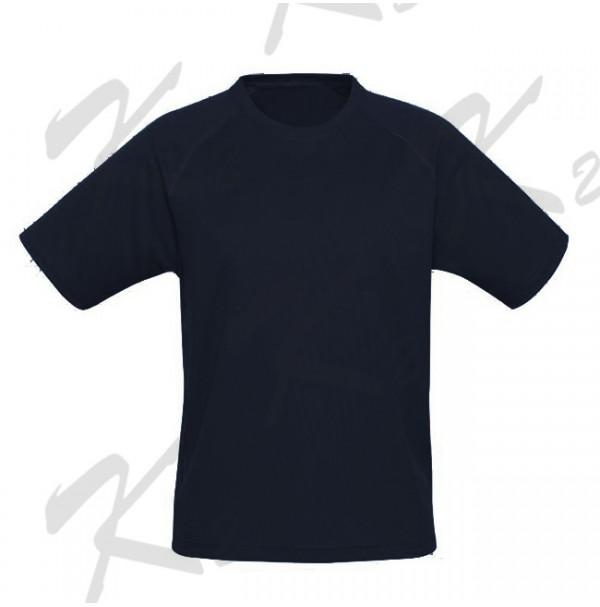 Drifit Short Sleeve Undershirt Black