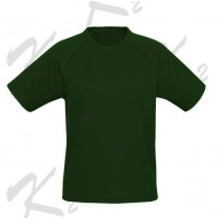 Drifit Short Sleeve Undershirt Forest