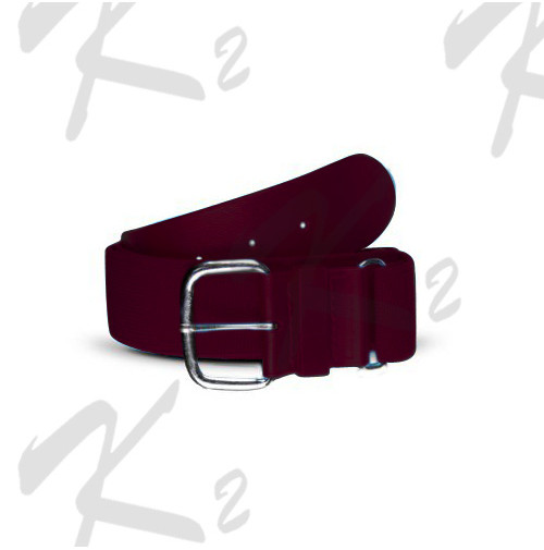 K2 Belt Maroon