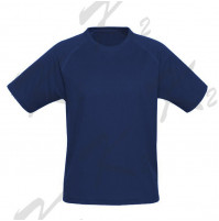 Drifit Short Sleeve Undershirt Navy