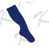 Saman Plain Socks Royal