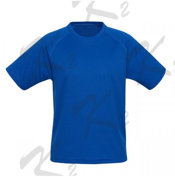 Drifit Short Sleeve Undershirt Royal