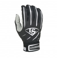 Louisville Series 5 Batting Gloves Black