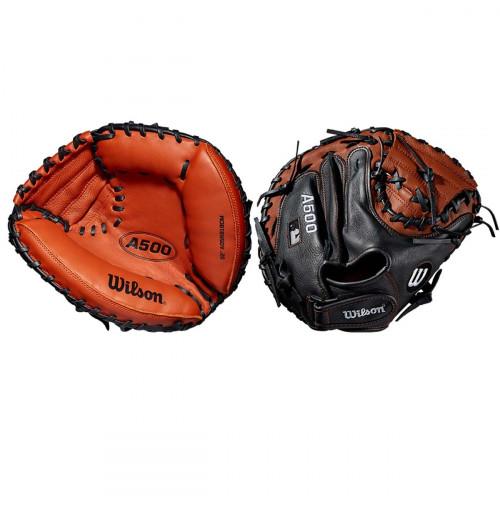 Wilson A500 Catcher's Mitt
