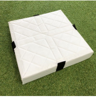 Line Drive Velcro Foam Base - Single Base