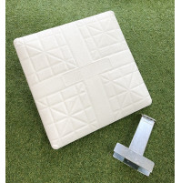 Line Drive Pro Hollywood Style Fixed Base with Steel Anchor