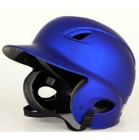 MVP Adjustable Dial Fit Batting Helmet Royal Matte