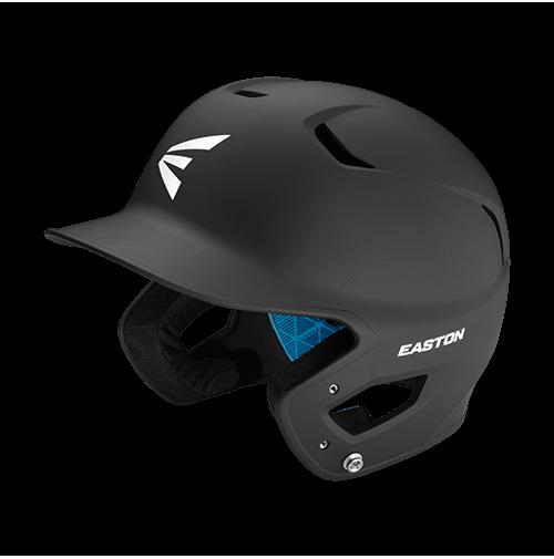 Easton Z5 2.0 Matte Batting Helmet - Black