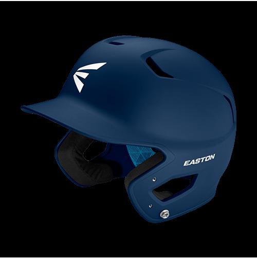 Easton Z5 2.0 Matte Batting Helmet - Navy