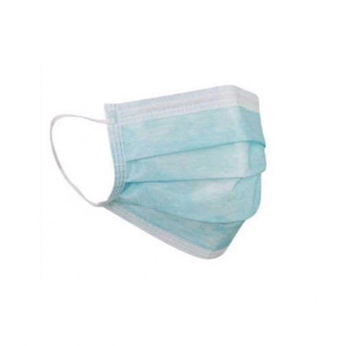 Disposable 3ply Face Mask - Pack of 20