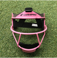 Champro Sports The Grill Softball Fielder's Face Mask Pink