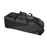 Demarini Momentum Wheeled Bag 2.0 - Black