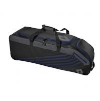 Demarini Momentum Wheeled Bag 2.0 - Navy
