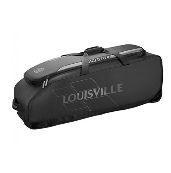 Louisville Omaha Rig Wheeled Bag - Black