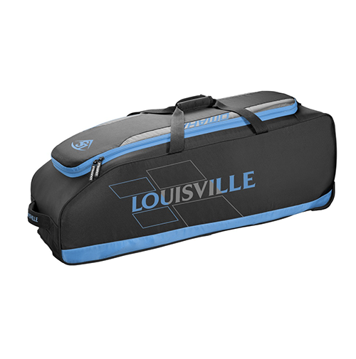 Louisville Omaha Rig Wheeled Bag - Victory Blue