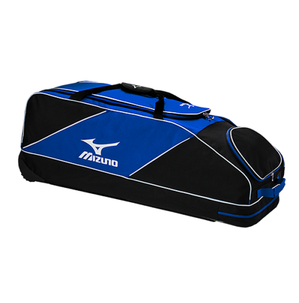 Mizuno Classic Wheel Bag Royal/Black