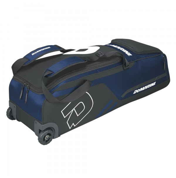 Demarini Momentum Wheeled Bag Navy