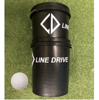 Line Drive Dimple 9 Ball - Bucket Combo 3 DOZEN