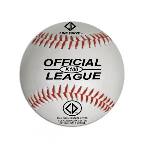 Line Drive K100 Official Senior League Match Ball - DOZEN