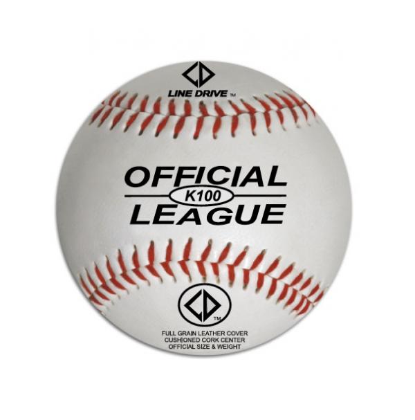 Line Drive K100 Official Senior League Match Ball - EACH