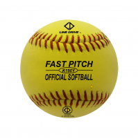 Line Drive K150Y Official Senior Match Softball - DOZEN