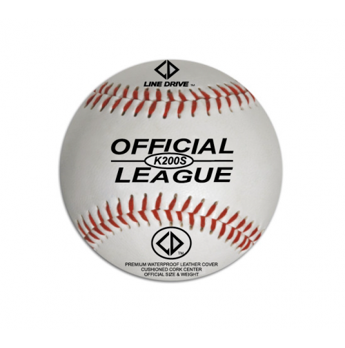 Line Drive K200S Official Senior League Match Ball - DOZEN