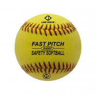 Line Drive K450WY Official Youth League Safety Softball - DOZEN