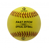 Line Drive K450Y Official Youth League Match Softball - DOZEN