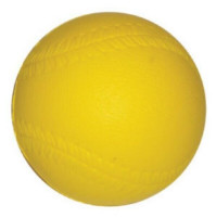 "9"" Yellow Soft Foam Ball - EACH"